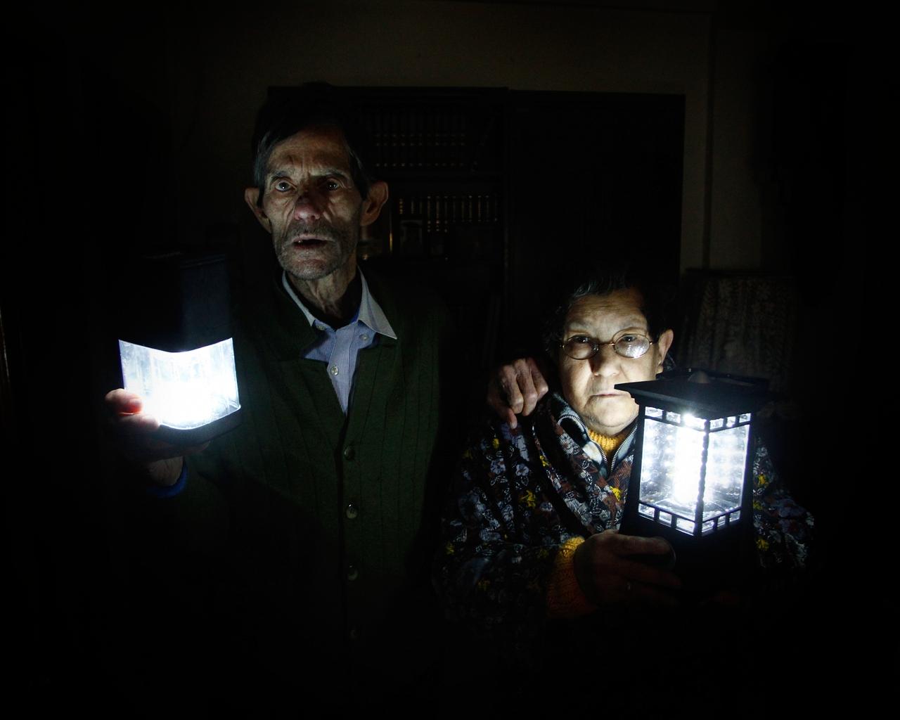 Lourdes y Jose María. Pobreza energética