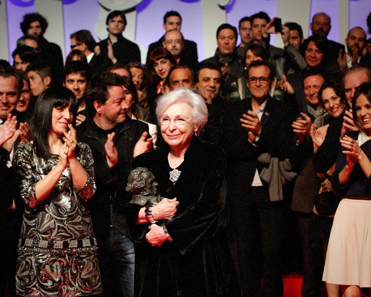 Goya de Honor, Josefina Molina