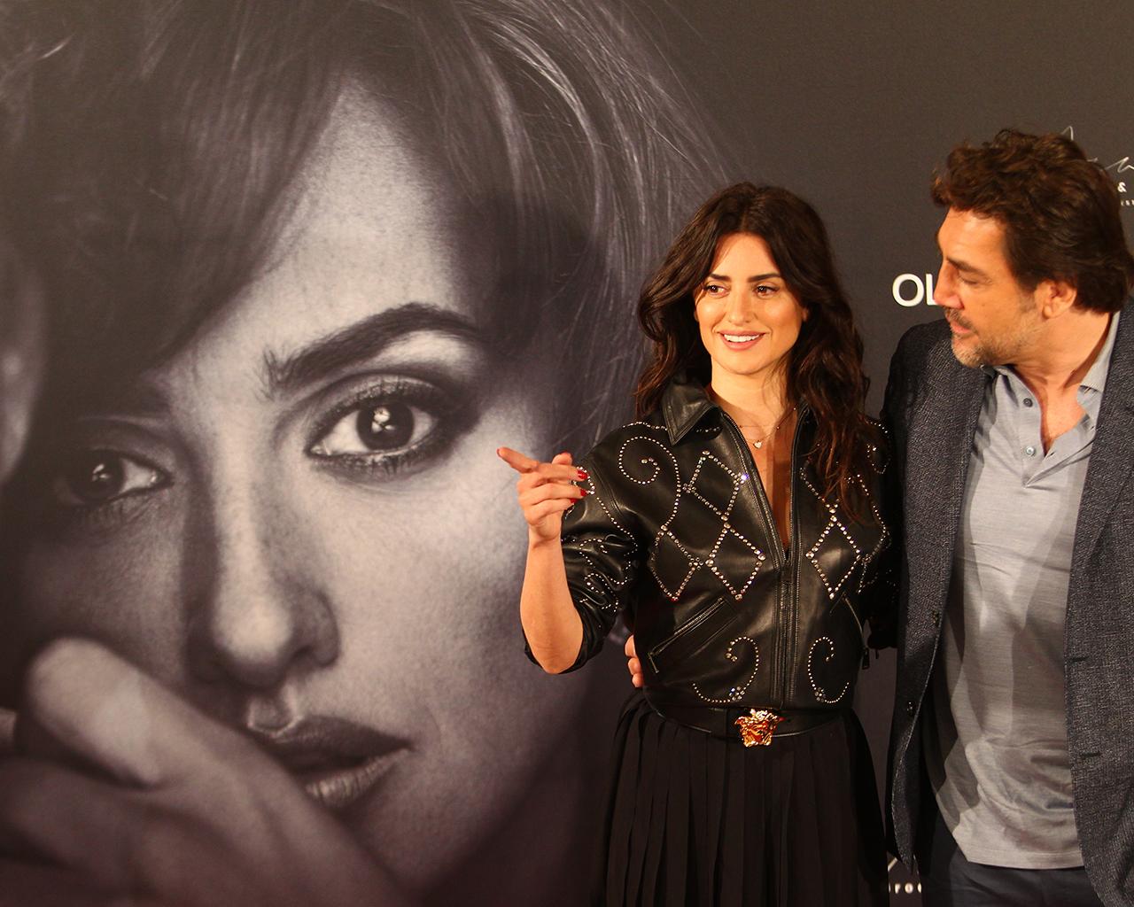Penélope y Javier