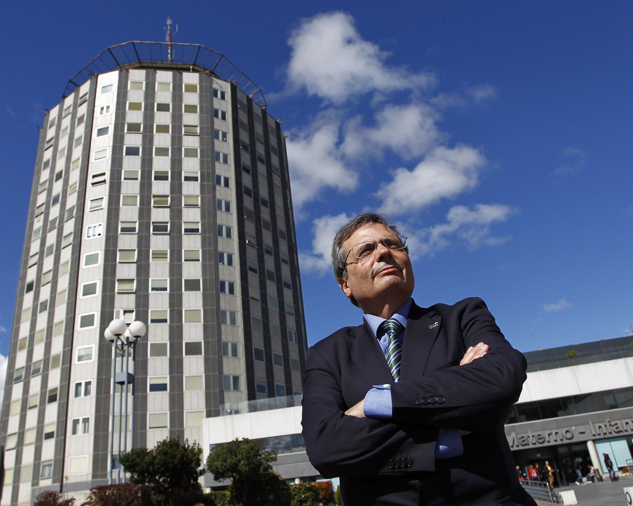 Rafael Matesanz. Director de la Organización de Trasplantes