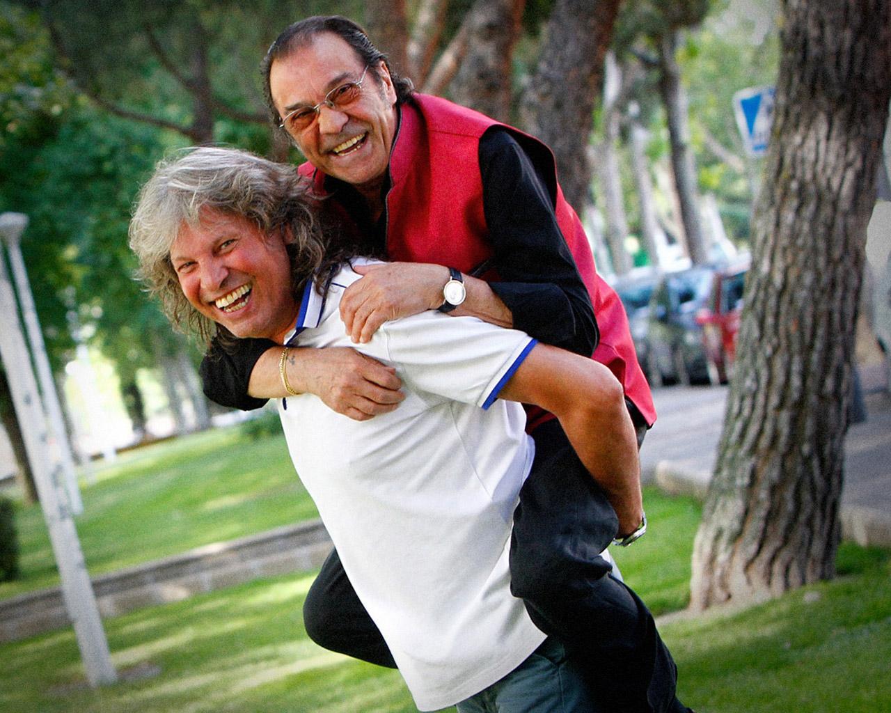 José Mercé y Pepe Habichuela