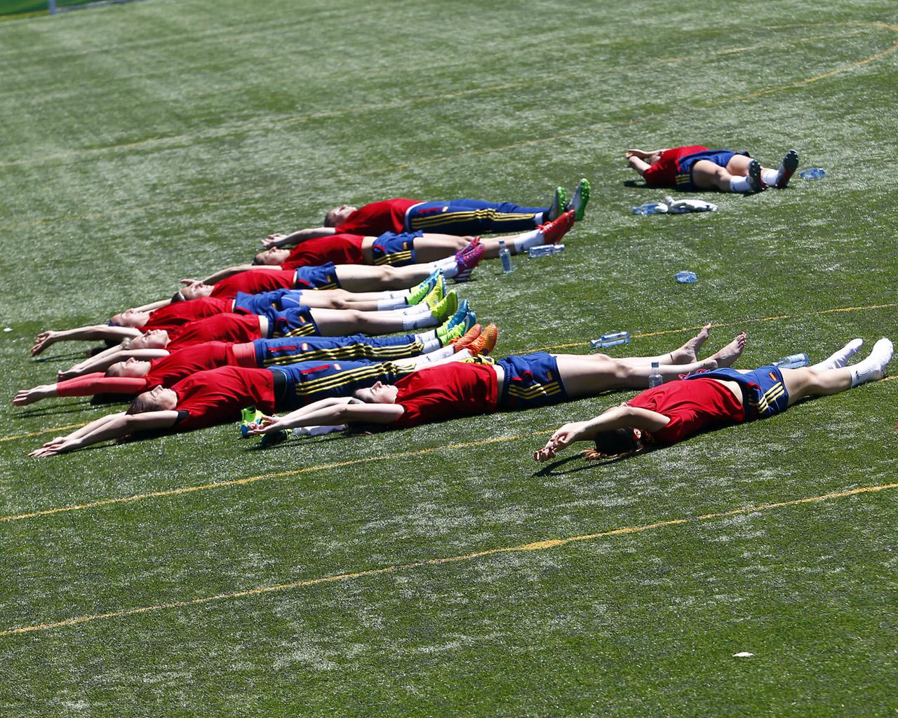 Selección Femenina de Fútbol