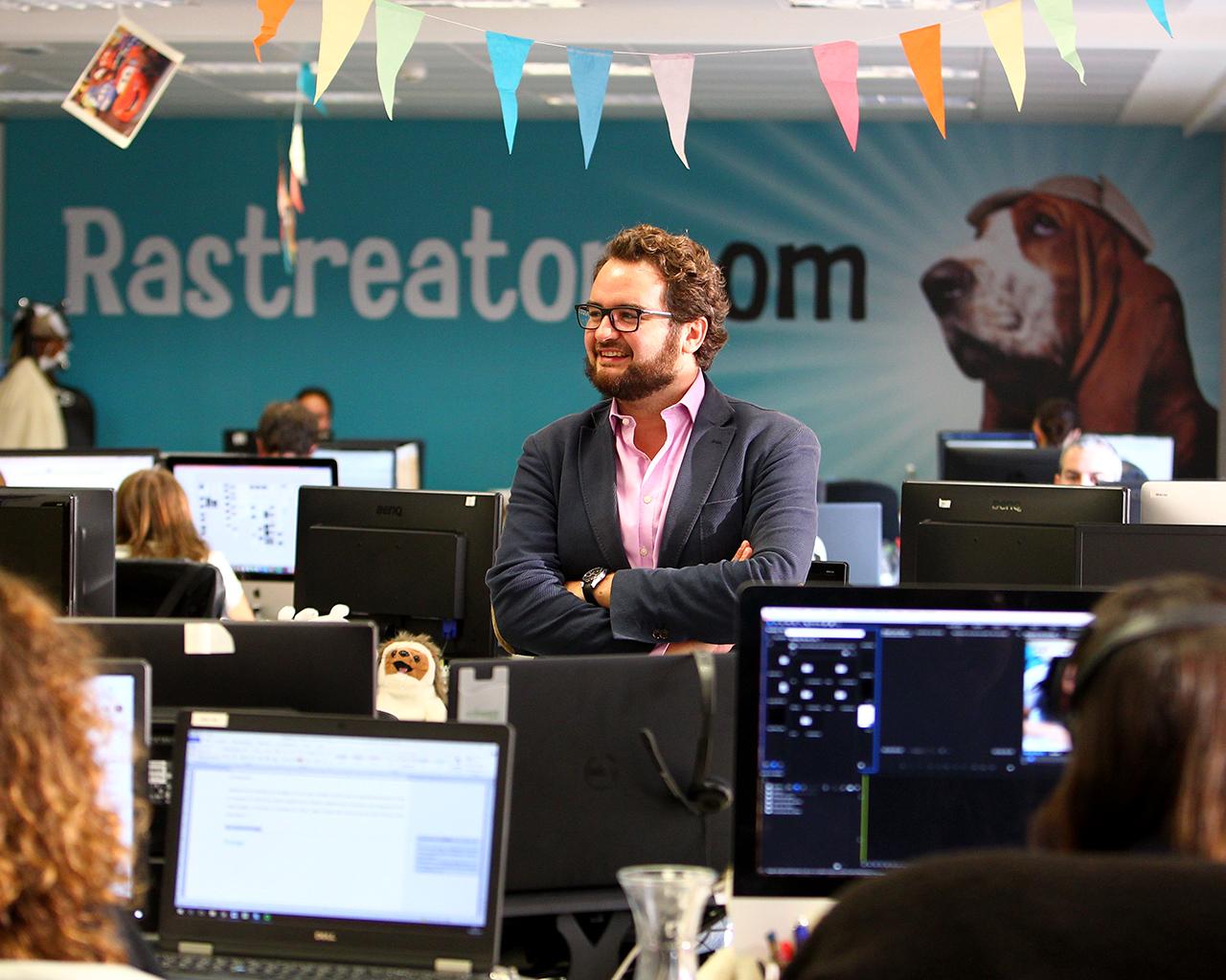 Fernando Summers - CEO de Rastreator