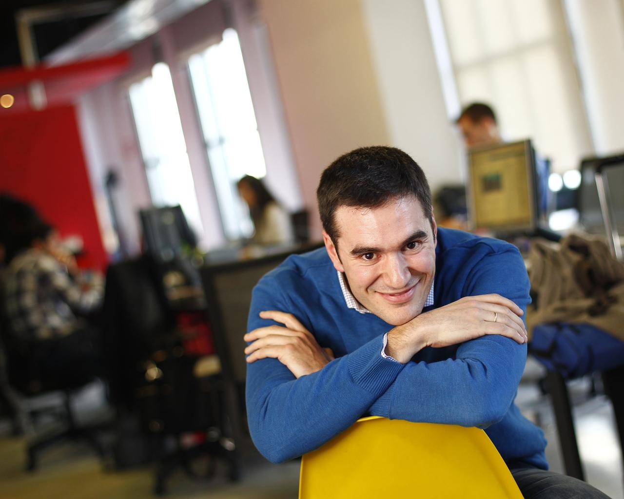 Luis Miguel Olivas - Gerente Área Empleabilidad y Emprendimiento en Fundación Telefónica
