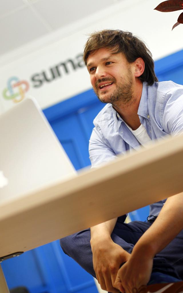 Tomás Santoro - Fundador de SumaCRM.com
